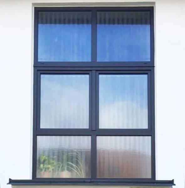 Glasbausteine Ausbau Sanierung Mit Fenstern München Ife Süd